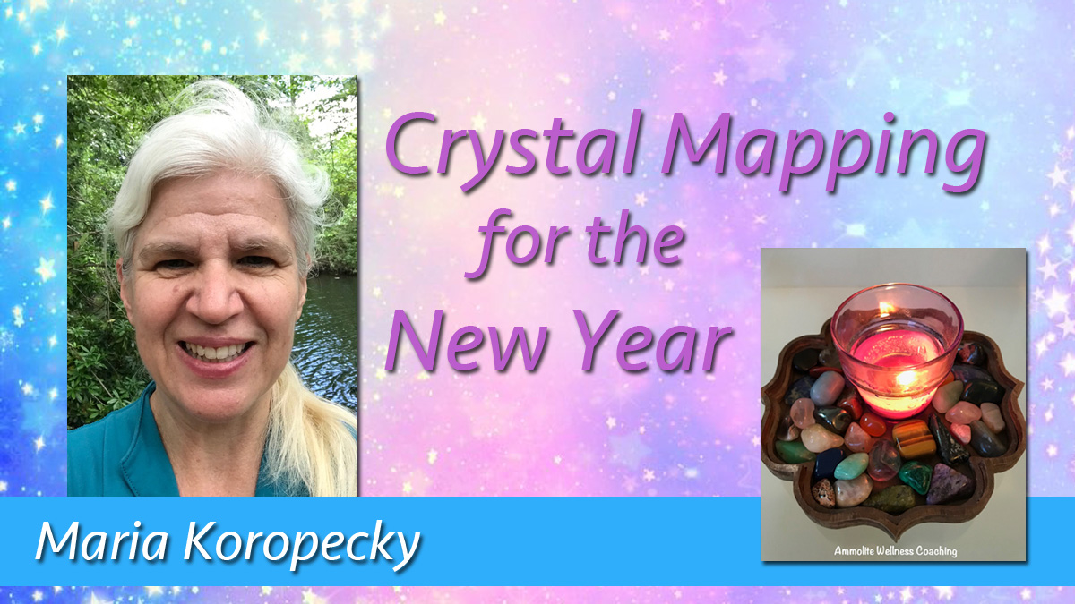 Crystal Mapping MeetUp