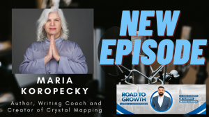 """Maria Koropecky's interview with @Vicente """"Vinnie"""" Enriquez on his Road to Growth #podcast!"""