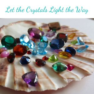 Let the crystals light the way coaching program.